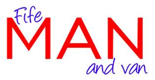 Fife Man and Van